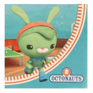 The Octonauts Lunch Napkins