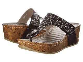 PATRIZIA Dionne Womens Sandals (Black)
