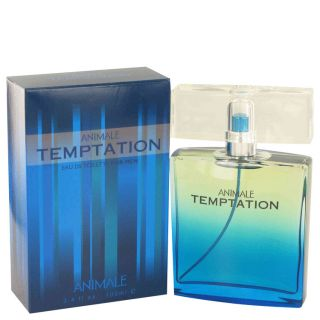Animale Temptation for Men by Animale EDT Spray 3.4 oz