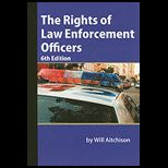 Rights of Law Enforcement Officers   With CD
