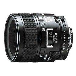 Nikon 60mm F/2.8D Micro AF Nikkor Lens, With Nikon 5 Year USA Warranty