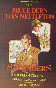 Strangers (Original Broadway Theatre Window Card)