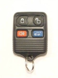 2005 Lincoln Aviator Keyless Entry Remote   Used
