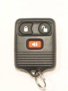 1999 Lincoln Navigator Keyless Entry Remote   Used