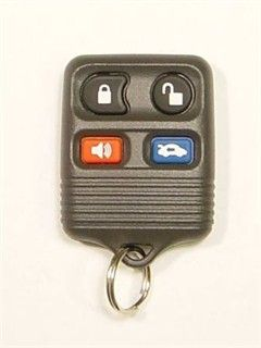 2001 Lincoln Continental Keyless Entry Remote