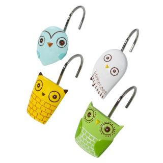 Give a Hoot Shower Hooks