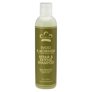 Nubian Heritage EVOO & Moringa Repair and Extend Shampoo   8 fl oz