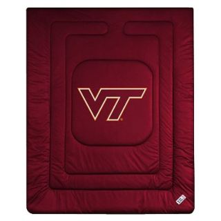 Virginia Tech Comforter   Full/Queen