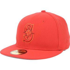 Seattle Mariners New Era MLB Pop Tonal 59FIFTY Cap
