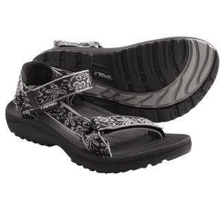 225ffdd8bdc8 ... Teva Torin Sport Sandals (For Women) BLACK (8 ) ...