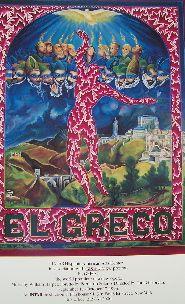 El Greco   World Premiere Opera (Original Broadway Theatre Window
