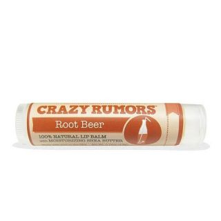 Crazy Rumors Soda Pop Root Beer Lip Balm  . 15 oz