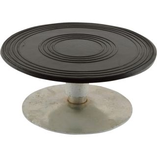 Vestil Heavy Duty Manual Turntable   500 Lb. Capacity, 8 Inch Diameter, 4 Inch