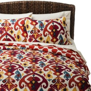 Mudhut Dasha Reversible Quilt Set   King