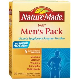 Nature Made Mens Pack   30 Count