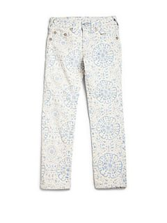 True Religion Toddlers & Little Girls Utopia Petal Skinny Jeans   Utopia Print