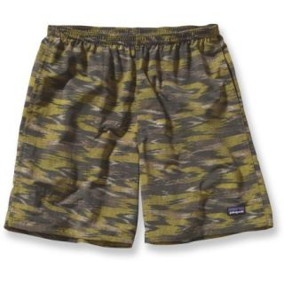 Patagonia Baggies Long Shorts  Mens,  WILLOW HERB Green/KASIH I,  XL