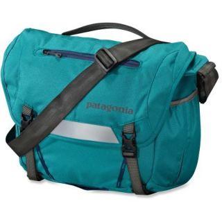 ... L  Patagonia MiniMass Messenger Bag, TOBAGO Blue ... 714c0db0cb
