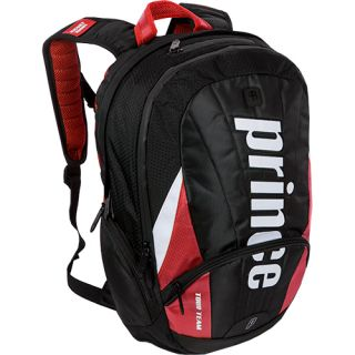 Prince Tour Team Red Backpack Prince Tennis Bags