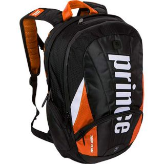 Prince Tour Team Orange Backpack Prince Tennis Bags