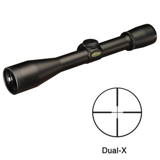 Weaver Classic K Series 4x38mm Dual x Reticle Rifle Scope