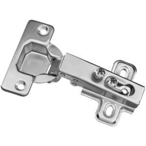 Stanley National Hardware Plain Steel Concealed Cabinet Hinge BB8180 CAB HNGE FLUSHPST