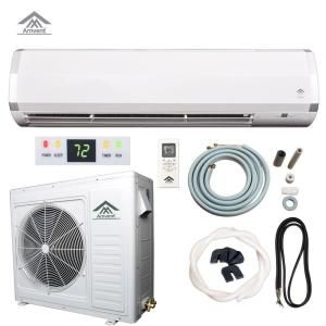 Amvent Elite 24,000 BTU (2 Ton) Ductless Mini Split Air Conditioner   220 V/60 Hz A74GW2C ELT