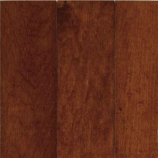 Bruce Natural Reflections Cherry Maple 5/16 in Thick x 2 1/4 in Wide x Random Length Solid Hardwood Flooring 40 sqft/case C5008MLG