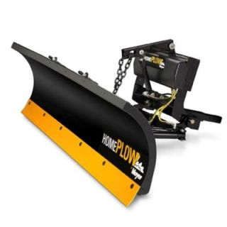 Home Plow by Meyer 6 ft. 8 in. Residential Power Angling Snow Plow 26000