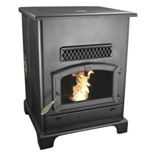 US Stove 2,000 sq. ft. Golden Eagle Pellet Stove with Igniter 5520