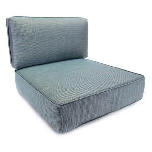 Hampton Bay Fenton Replacement Outdoor Lounge Chair Cushion JY9131 L CUSH