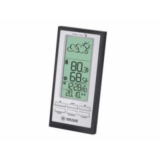 Meade Wireless Personal Weather Station with Atomic Clock and remote TS23C Sensor TE388W