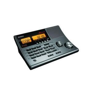 Uniden 300 Channel Clock Radio Scanner DISCONTINUED BC370CRS
