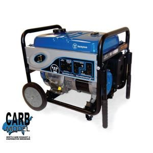 Westinghouse 4,500 Watt Gasoline Powered Portable Generator DISCONTINUED WH4500C
