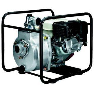 Koshin 2 in. 4.8 HP High Pressure Pump with Honda Engine SERH 50B