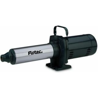 Flotec 1/2 HP 1PH 10 GPM Booster Pump FP5712