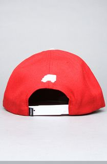 TRUKFIT The Trukfit Original Snapback Cap in Red