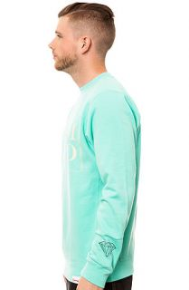 Diamond Supply Co. Sweatshirt Paris Crewneck in Blue