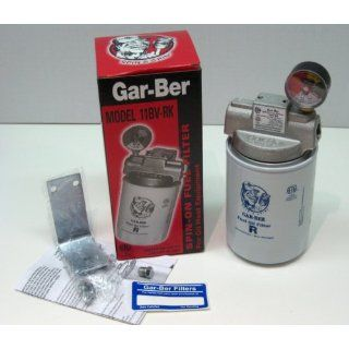Gar Ber Filters Part Number 11BV RK: Industrial Pumps: Industrial & Scientific