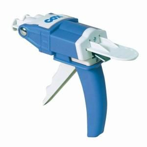 COX 50 ml Twin Mini Cartridges Square Back Multi Ratio Dual Square Back Cartridge Epoxy Applicator Gun MP25