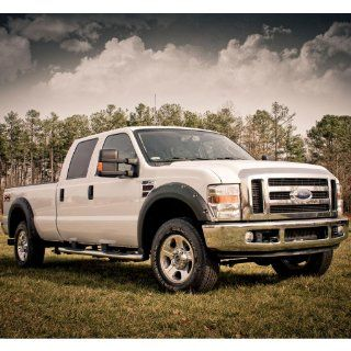 Rugged Ridge 81630.20 Chevy 1500/ 2500HD/3500HD Trucks Black All Terrain Fender Flare Kit: Automotive