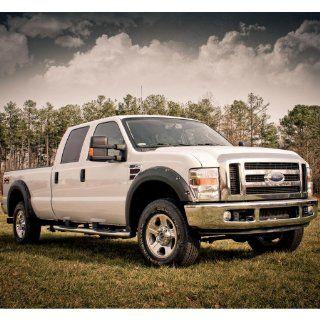 Rugged Ridge 81630.20 Chevy 1500/ 2500HD/3500HD Trucks Black All Terrain Fender Flare Kit: Automotive