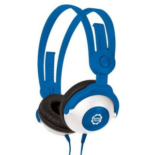 Kidz Gear Volume Limit Headphones   Blue