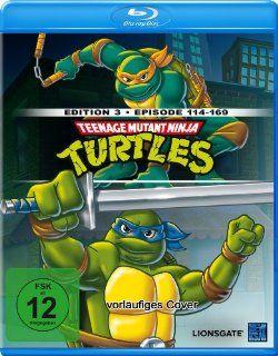Teenage Mutant Ninja Turtles   Episoden 114  169 Blu ray Joe DiStefano, Marc Handler, Jeffrey Scott DVD & Blu ray