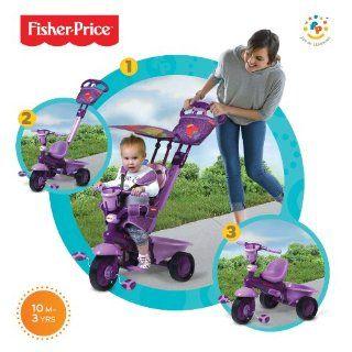 Smart Trike 157 0133   Royal Dreiräder, lila Spielzeug