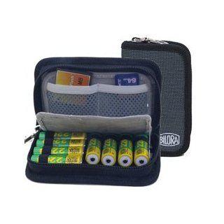 Bilora 163 Card Safe Tasche für Akkus und Speicherkarte: Computer & Zubehör