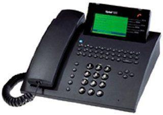 tiptel 195 anthrazit ISDN Profi Telefon mit Elektronik