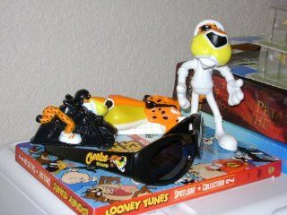 CHESTER CHEETAH CHEETOS SET OF 4 SUBWAY KID PACK TOYS PROMO! : Other Products : Everything Else