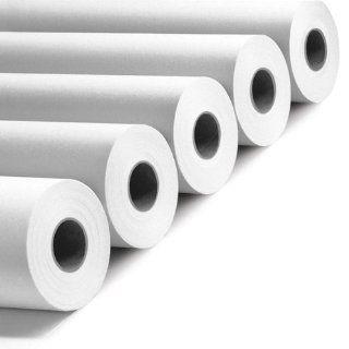 "Amerigo WideFormat Inkjet Paper 20 lbs. 3"""" Core 24""""x500 ft White 2/Carton Electronics"