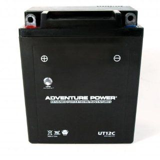 Compatible Yamaha ATV Sealed Lead Acid Battery, Replaces Part Number UT12C ER. Fits Models: Yamaha YFA.1 Breeze Year: 1990 Engine Size: 125, YFA.1 Breeze Year: 1991 Engine Size: 125, YFA.1 Breeze Year: 1992 Engine Size: 125, YFA.1 Breeze Year: 1993 Engine